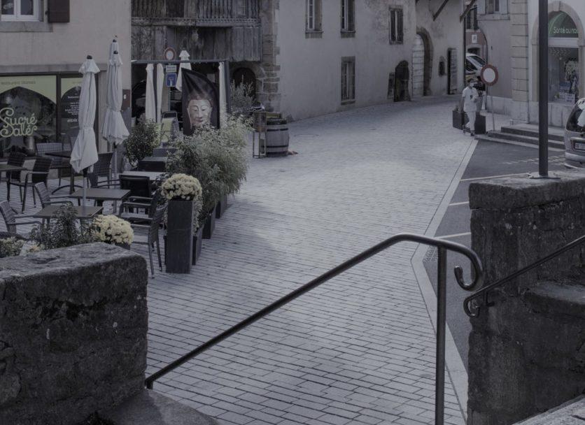 Facchinetti Génie Civil. St-Blaise centre, automne 2020