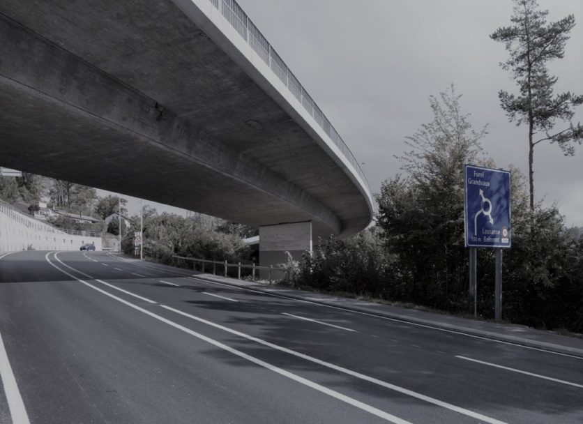 Facchinetti Génie Civil. Vaud, Lutry, A1, 14 10 2020